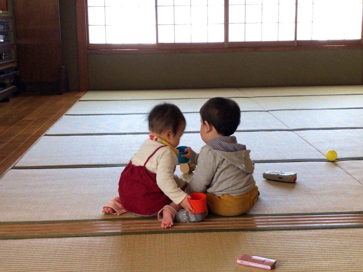 赤ちゃんと一緒に参加できる 【ママヨガ】12月
